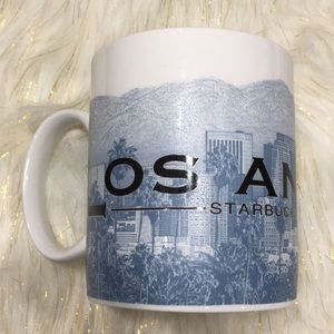 Starbucks Skyline Series Collectible Mug